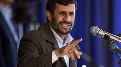 Ahmadinejad dismisses Israel threat