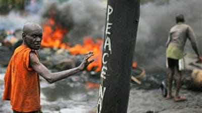Death toll soars in Kenya clashes