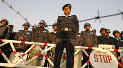 Pakistan poll postponed