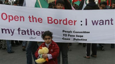 Worldwide anger over Gaza plight