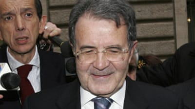 Prodi to face confidence votes