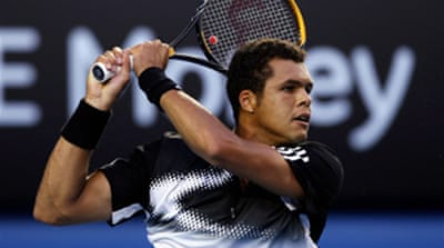 Tsonga stuns Nadal in semi-final