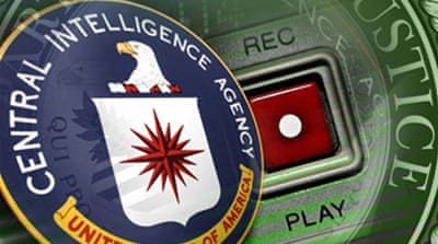 CIA faces interrogation tapes order
