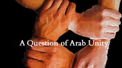 Sounding off on Arab unity