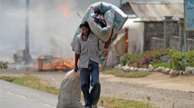 Kenya unrest hits Rift Valley town
