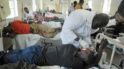 Death toll rises in Kenya town