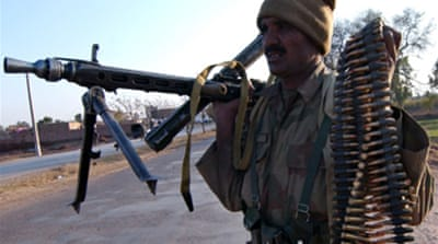 Pakistan army raid kills fighters