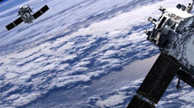 US spy satellite to fall to Earth