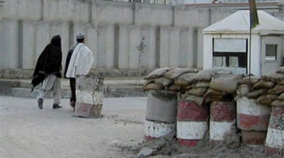 US aid worker seized in Afghanistan