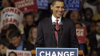 Obama wins in South Carolina