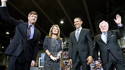Obama gets crucial Kennedy backing