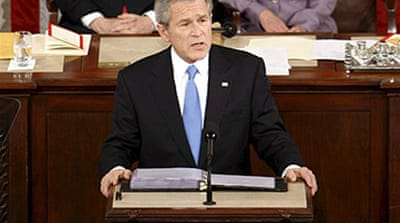 Bush defends Iraq war strategy