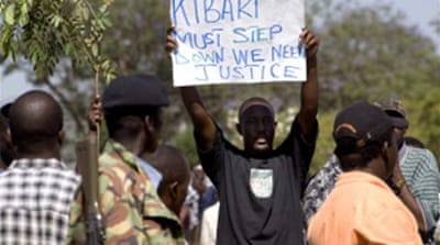 Kenyan official urges vote probe