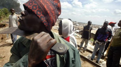 'Clear ethnic cleansing' in Kenya