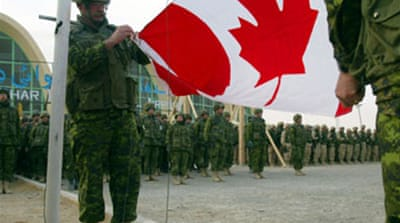 Canada urges Afghan troop stay