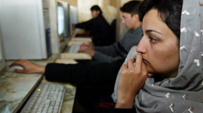 Internet outages hit Middle East