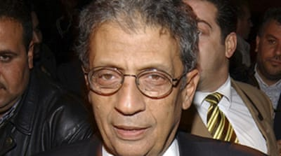 Amr Moussa begins Lebanon mission