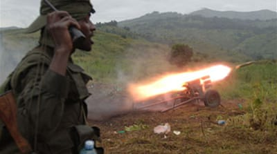 Eastern DR Congo peace talks open