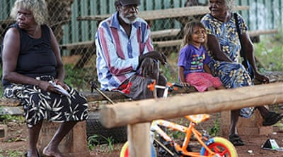 Aborigine compensation rejected