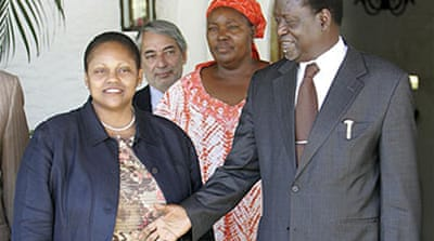 Kenya leaders ready for dialogue