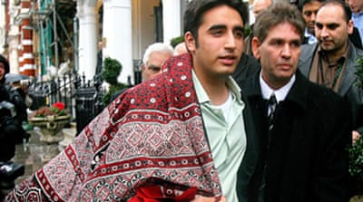 Bhutto's son calls for UN inquiry