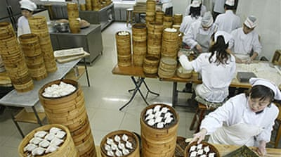 Probe into tainted China dumplings