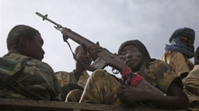 Chadian troops clash with rebels