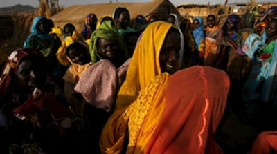 Thousands flee Darfur after attacks