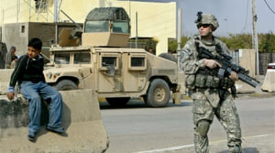 US may pause Iraq troop reduction