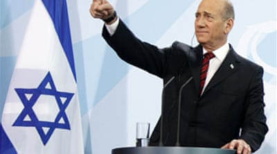 Olmert downplays peace deal chances