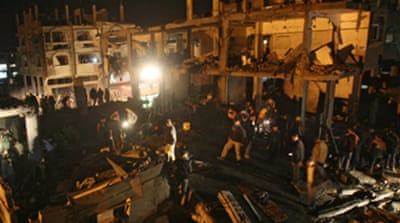 Several killed in Gaza blast