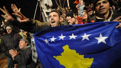 Kosovo declares independence