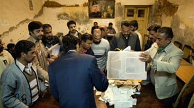 Poll blow for Pakistan ruling party