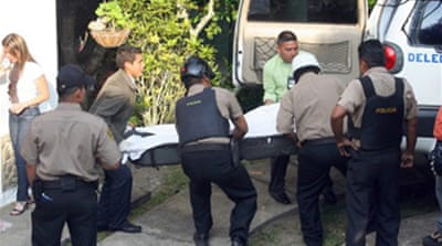 Colombian 'drug lord' found dead