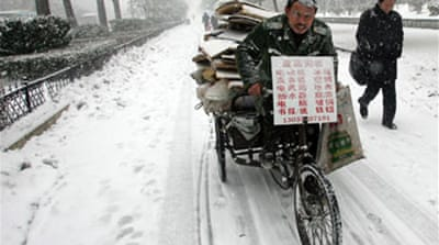 China braces for more storms