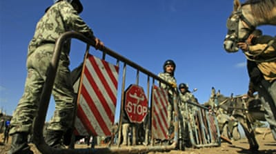 Israel plans Egypt border fence