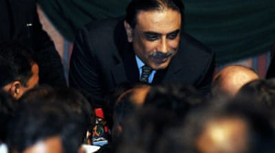 Swiss court urged to try Zardari