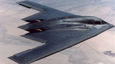 US loses $1.2bn stealth bomber