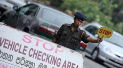 Dozens killed in Sri Lanka clashes