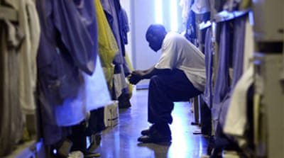 US prison numbers reach record high