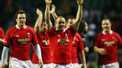 Wales defeat England in Six Nations