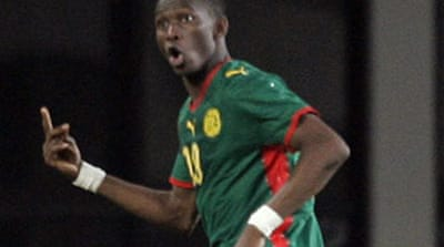 Cameroon head into semifinals