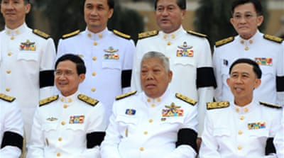 Thaksin loyalists form Thai cabinet