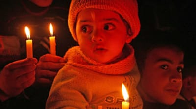 Israel reduces Gaza power supply