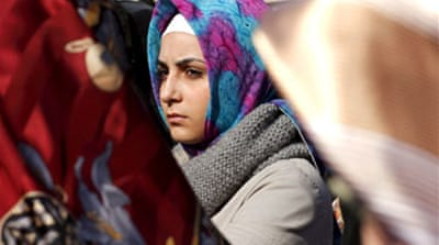 Turkey lifts campus headscarf ban
