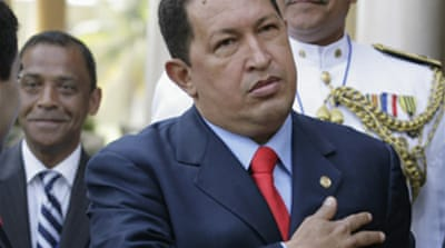 Chavez accused of secret Farc ties