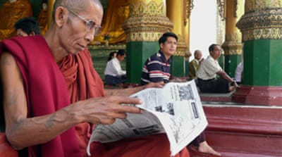 Myanmar envoy to leave empty-handed
