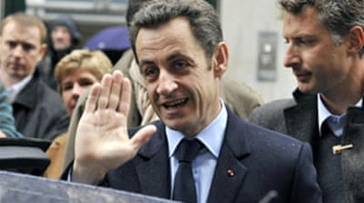 Voters hand Sarkozy 'a warning'