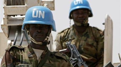 UN expresses concern over Darfur