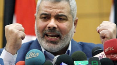 Hamas sets terms for Israeli truce
